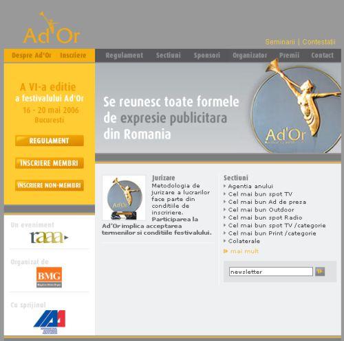 Ad'Or 2006: Paste Fericit!