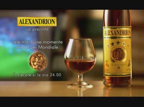 Mai bine acasa cu Alexandrion