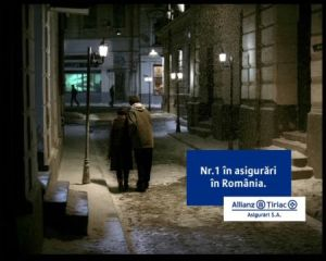 Graffiti BBDO si-a încheiat polita la Allianz–Tiriac Asigurari