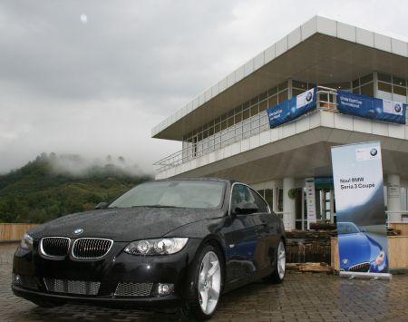 BMW accelereaza seria Golf Cup