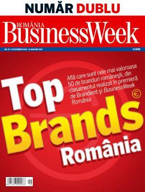 BusinessWeek România a vorbit cu 10.000 de oameni, pentru Top Brands