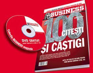 BusinessMagazin face 85% din bani prin advertising si 15% din circulatie