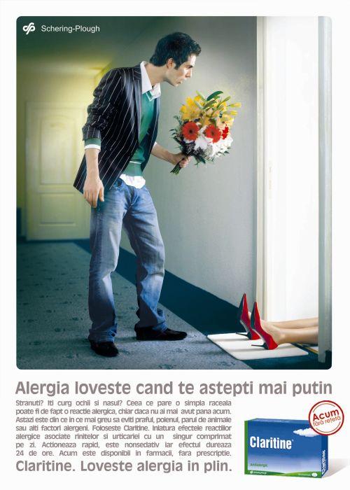 Publicis lanseaza OTC-ul Claritine