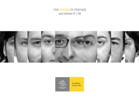 FRIENDS Advertising a trecut în anul 5 cu 250 de prieteni