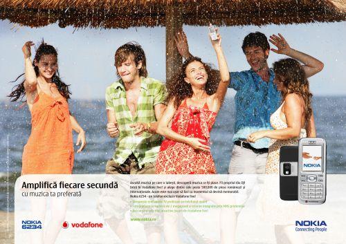 Nokia si Vodafone la Grey si Mediacom
