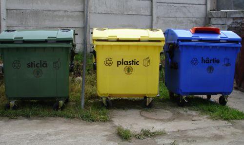 Bergenbier la colectare selectiva in Blaj