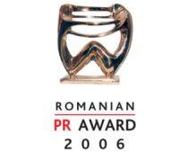 Câstigatorii Romanian PR Award 2006