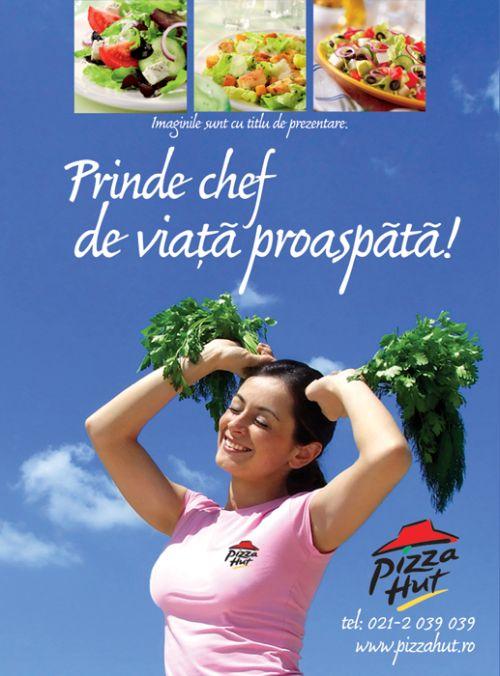 Model Imager pentru Pizza Hut