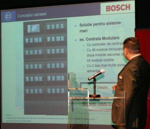 Notorious semneaza Lansare de mama focului pentru Bosch Security Systems