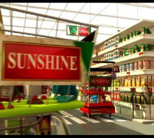 Sunshine se gateste la The Ad Store