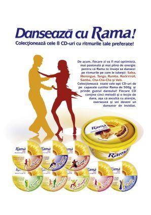 Rama danseaza cu Brands & Bears