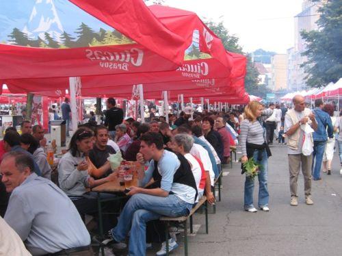 50.000 de brasoveni pe Traseul Ciucas