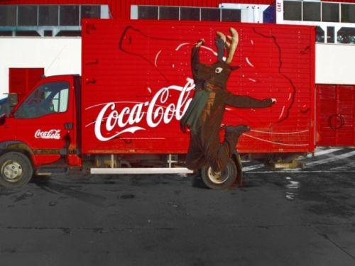 141 a pornit caravana Coca – Cola