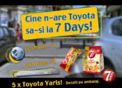 Premiera Chipita: film 7Days in Romania