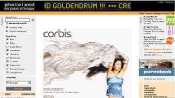 Photoland aduce Corbis in Romania