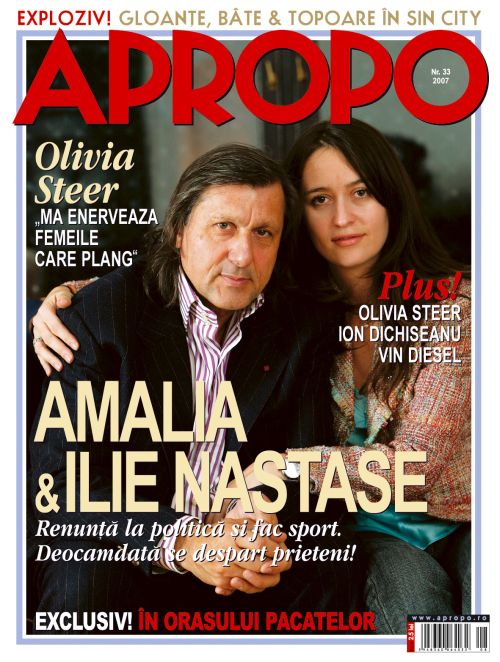 Dragos Stanca: Revista APROPO este un format total nou pentru piata romaneasca