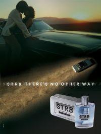 Sarantis trimite promotia STR8 to USA la Graffiti BBDO