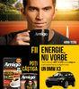 Amigo se asociaza cu sportul. Fii energie, nu vorbe cu Horia Tecau, de McCann, MRM, McCann PR, Starcom