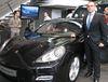 Buget de peste 100.000 EUR pentru comunicarea noului Porsche Panamera