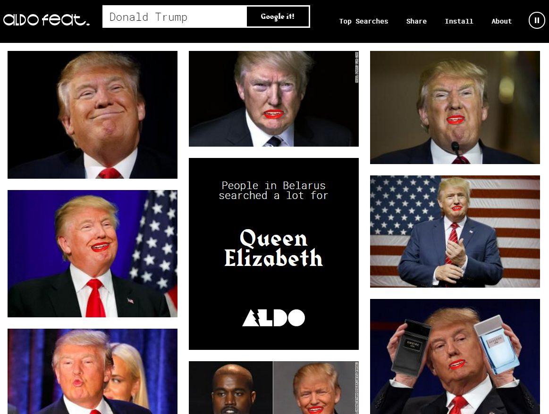 Publicitarii de la Wieden+Kennedy Sao Paulo l-au facut pe Trump sa cante intr-un video interactiv. Revista adplayers, pe Klaus Iohannis.