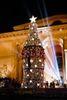 Bradul Coca-Cola isi aprinde luminile pe 11 decembrie