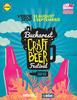 Peste 140 de tipuri de bere si cidru la Bucharest Craft Beer Festival. Vezi marcile.