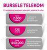"""10 studenti exceptionali vor primi timp de un an o bursa lunara de 2.230 de lei. Castigatorii programului """"Bursele Telekom"""""""