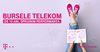 Peste 2.200 de aplicanti si peste 400.000 de euro oferiti de Bursele Telekom. Start la a-X-a editie