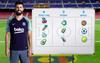 Nou obicei de alimentatie sanatoasa de la jucatorii si nutritionistul FC Barcelona. Beko continua Eat Like a Pro prin campania 4-3-3 si limbaj emoji