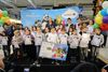 Mai mult de 3.600 de premii si peste 325.000 de elevi inscrisi in Concursul de Desene Carrefour
