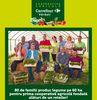 Cooperativa Agricola Carrefour produce 5.000 tone de legume cu 80 de familii. Lansare, McCann PR.