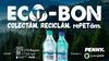 ECO-BON recompenseaza consumatorii pentru PET-urile colectate separat. Proiect lansat de Sistemul Coca-Cola Romania, PENNY si GreenPoint Management