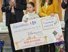 Premii in valoare de 100.000 de euro la concursul de desene Carrefour, editia de Craciun 2015