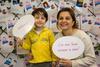Femei care inspira celebrate de Itsy Bitsy, intr-o expozitie gazduita de Auchan Titan si hidratata de Aqua Carpatica
