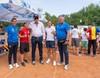 Schimb inedit: tenis - box pentru copii, organizat de Fundatia Olimpica Romana si Federatia Romana de Box la Complexul Sportiv Ion Tiriac