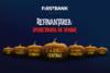 "First Bank, de Halloween. Consumatorii sunt invitati sa isi ""sperie"" spaimele si banca actuala, in cea mai noua campanie semnata Cheil | Centrade"
