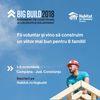 Habitat for Humanity Romania recruteaza 100 de voluntari. Obiectiv: constructia in regim accelerat a 8 case pentru 8 familii cu venituri reduse