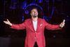 6.000 de minute in repetitii pentru trei concerte consecutive Horia Brenciu pe 7, 8 si 9 decembrie la Sala Palatului