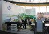 Sute de vizitatori la fiecare stand si prospecti de la Digital Print & Sign si Gifts Show
