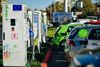 Kaufland si Renovatio au inaugurat un hub de incarcare rapida pentru automobilele electrice pe cheltuiala magazinului