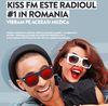 Kiss FM este ascultat de 2.389.800 de persoane la nivel national