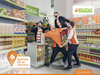 Noua campanie de imagine ,,Suntem de-ai locului'', La Doi Pasi. Co-productie METRO Cash & Carry, Porter Novelli si casa de productie Stay Sharp