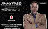 Fondatorul Wikipedia vine in Romania la McCann/Thiess. Sponsori:Vodafone, BRD si ProTV.