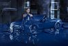 """Fotograf american, fotomodel rus si designer japonez in germana """"Obsession of an Icon Mercedes-Benz"""