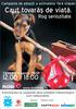 ROBI relanseaza campania de adoptie a animalelor fara stapan in Parcul Obor din Bucuresti
