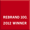 Singura agentie romaneasca dublu premiata la Rebrand 100