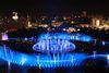 Apa Nova si Primaria Capitalei au lansat la Fantanile Urbane din Piata Unirii noua editie a spectacolului de apa, muzica si lumini SIMFONIA APEI