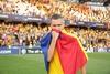 1 din 3 romani din publicul activ (comercial) au urmarit victoria Romaniei U21 contra Angliei U21. TVR1, lider pe toate segmentele de de audienta