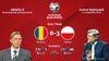 13 camere full HD si 150 de oameni de televiziune au facut TVR 1 lider de audienta cu Romania-Polonia