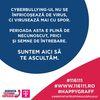 Cyberbullying online, in crestere. Telekom Romania si Asociatia Telefonul Copilului atrag atentia asupra pericolelor la care sunt expusi copiii pe Internet.